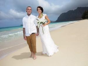 unforgettable wedding destination Hawaii