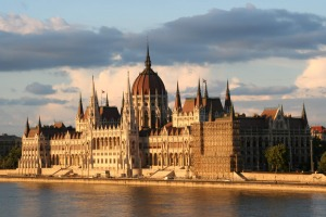 Dome Hungarian Parliament, Budapest