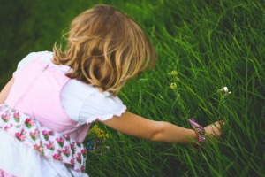 How to Create a Toxins Free Garden for Your Children