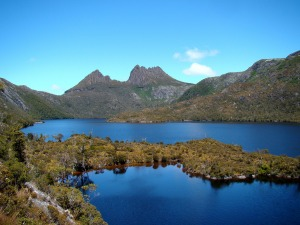 most of the rainforests of Tasmania is protected as the World Heritage-listed Tasmanian Wilderness