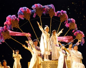 Aladdin - The Muscial - Chinatown & Haymarket is part of SYDNEY SPRING EVENTS