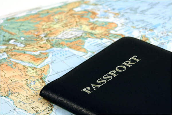 Passport to Travelling Abroad