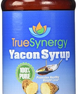 reduce Weight with Yacon Syrup