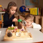 Montessori education is one of the most unconventional ways of educating children.