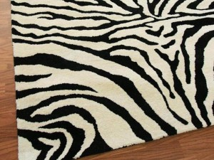 Animal Print In A Home Decor