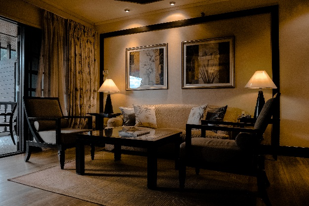 Generally, overstuffing of furniture items are strongly discouraged especially in bedrooms decorating.