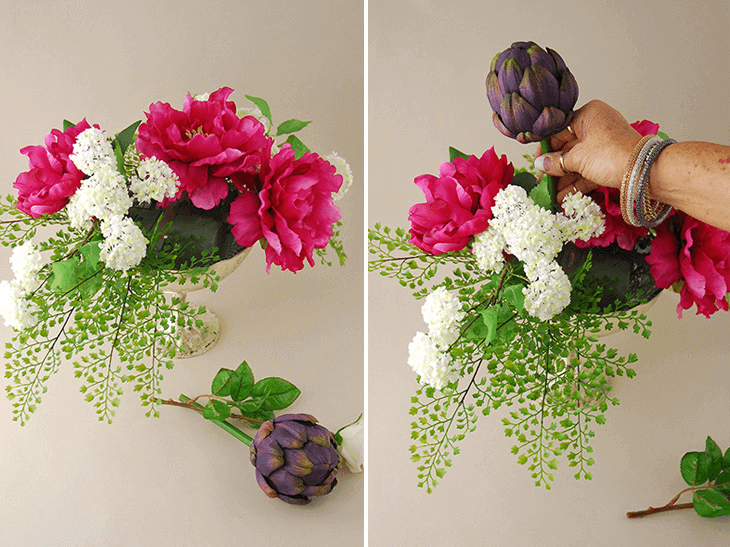 Creating your own flower arrangement can sometimes be crucial but if you follow what's written above then it will be easy for you