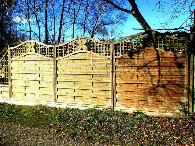 I will keep you all updated on my new fence, thanks for reading!