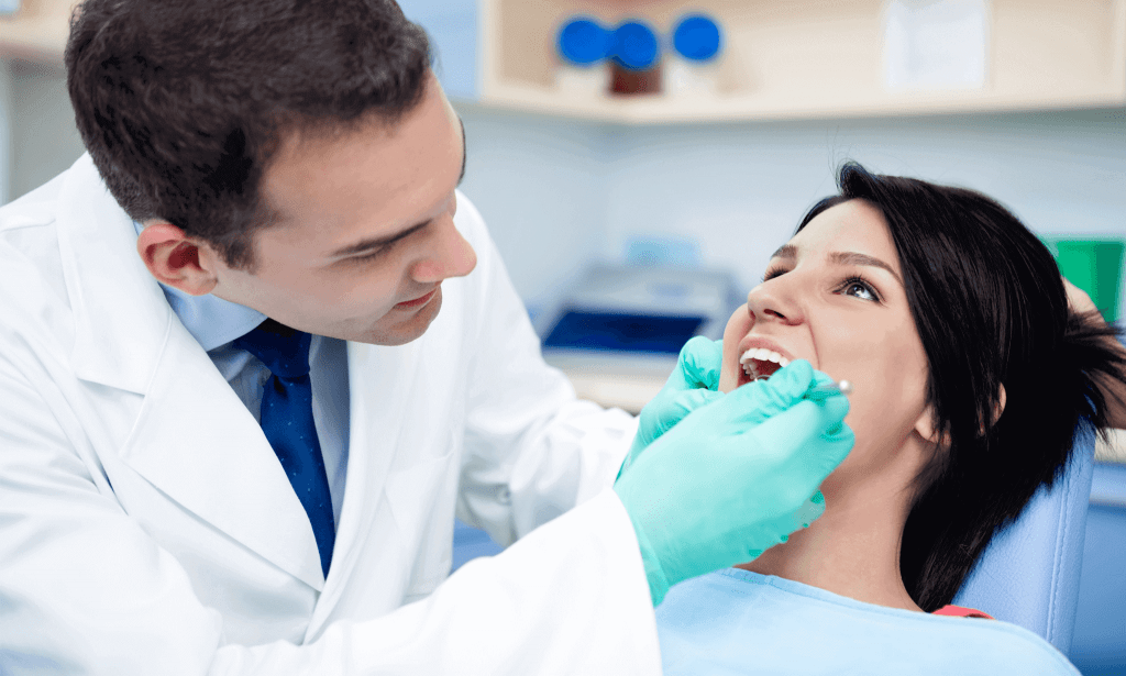 Dental care is also one of the benefits of health insurance