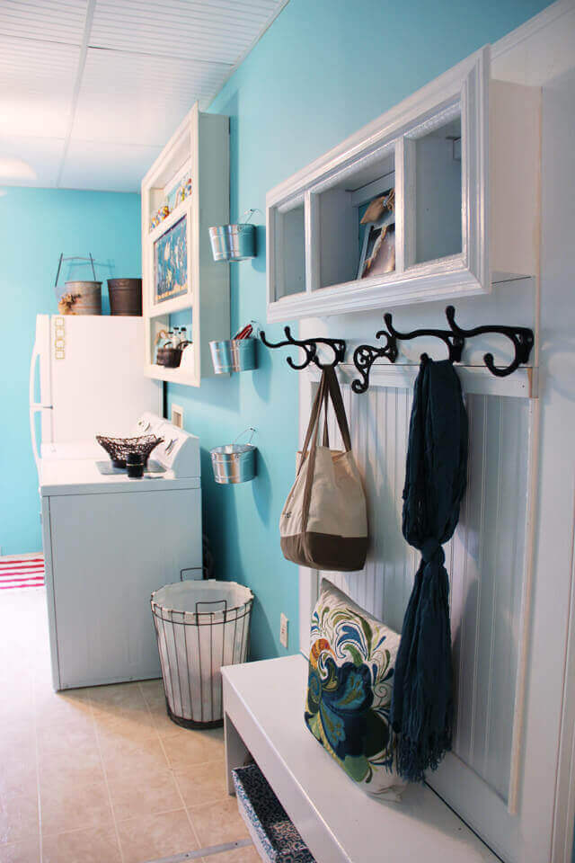 Every household builds utility room for a different purpose.