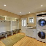 In most of the houses utility room is regarded as a laundry room