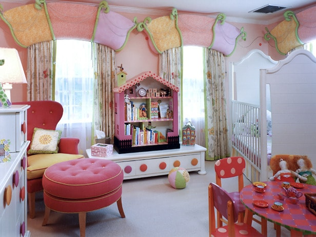 Easily Decorate Children Room