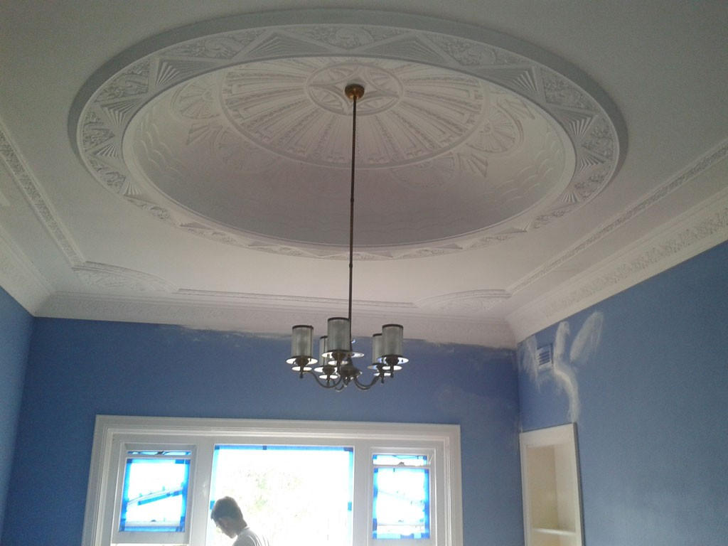 Professional painting contractor services all roll