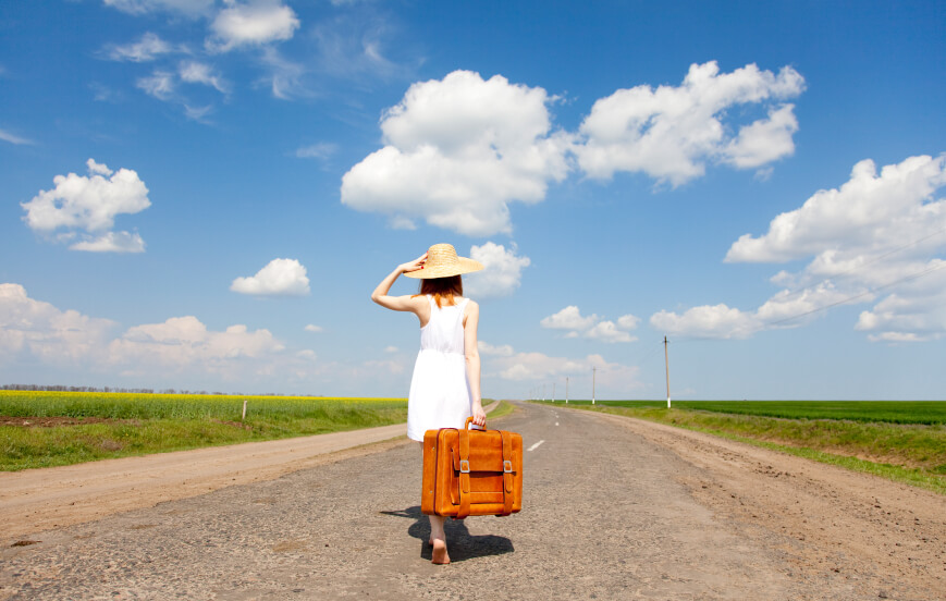 Travelling Abroad for First Time