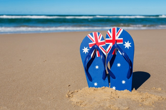 So you have a planned trip for a relaxing vacation in Australia?