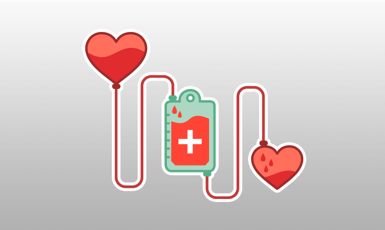 Blood donation is not only an indispensable part of any social program