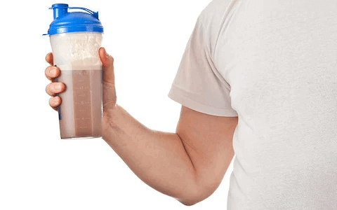 a protein shake is one of the most effective ways to eat before working out