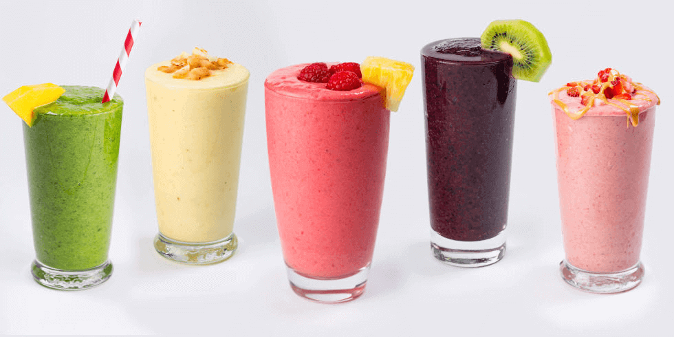 Smoothie can be healthy too!