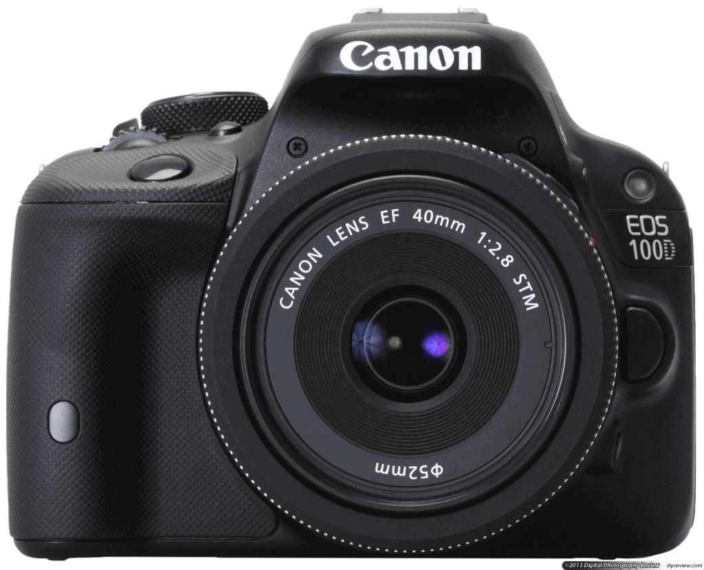 The Canon EOS 100D is often used by experts and photography professionals and teachers.