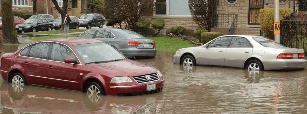 If you have an auto insurance, you will be able to repair flood damage that you car has incurred
