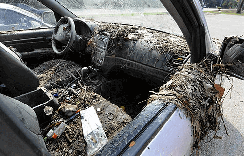 In extreme cases like earthquake, your car may break and it's better to have auto insurance