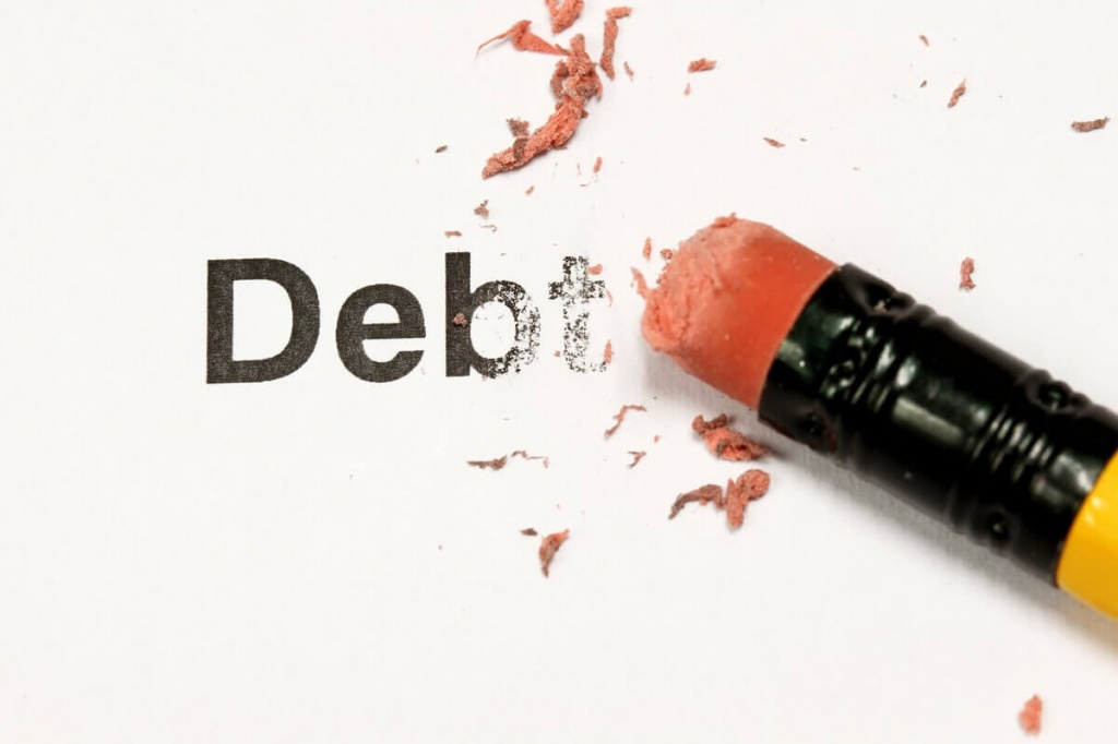 Refrain from having debts so you could start saving money for future use.