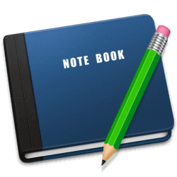 You should bring a notebook with you so you will be able to write your thoughts