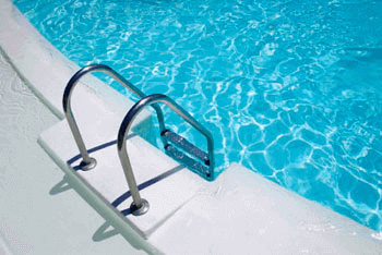 Pools have chemicals that may affect our hair and head