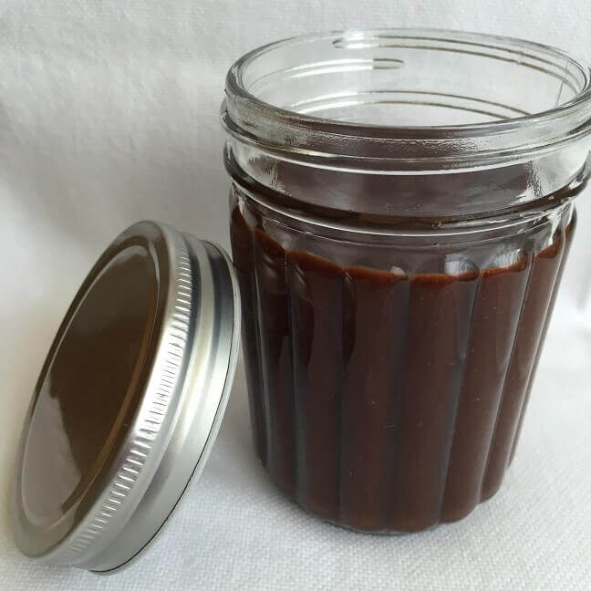 delicious salted chocolate hot fudge recipe posted a long time ago