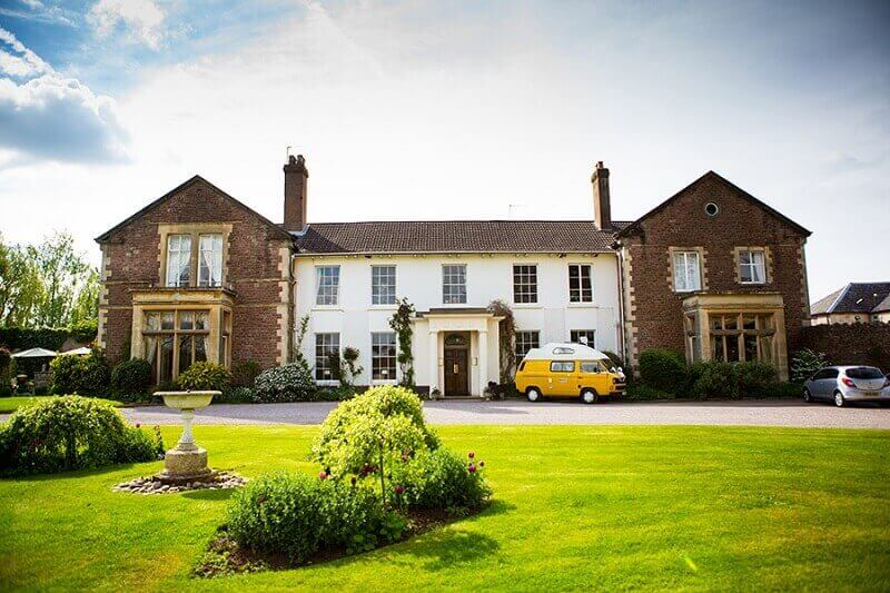 If you really want to feel like a local in Europe then the Glewstone Court is the best place
