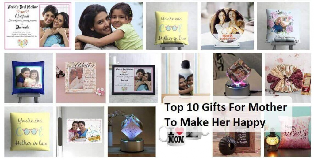 Hope you don't face any problem finding gifts for mother with these gift ideas