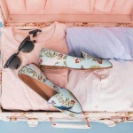 capsule wardrobe for your next road trip or flight abroad