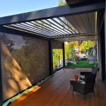 Light weight aluminum awnings provide a low-cost means to cool down your home