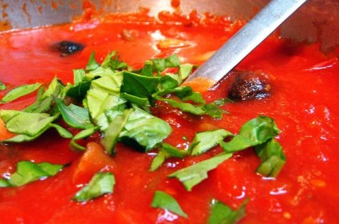 This pizza sauce recipe can be used as a base sauce for any pizza you want to make.