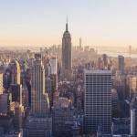 A NYC skyline