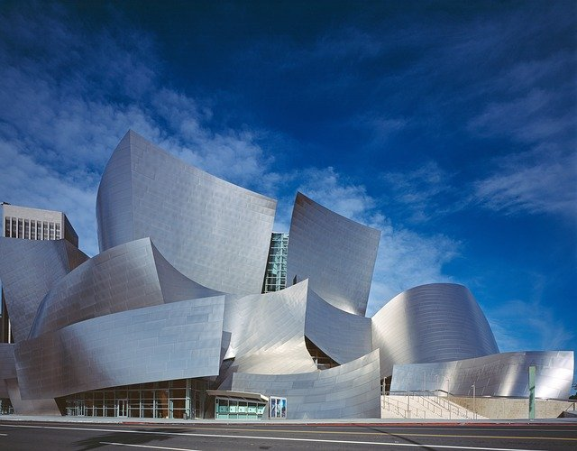 Walt Disney Center in one of the best Los Angeles suburbs to live in.